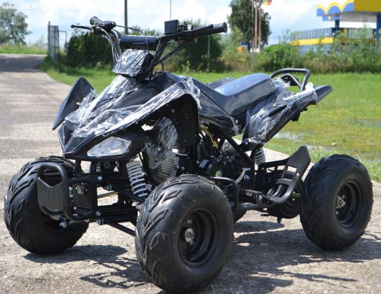 Kxd-Pro (Model:Raptor) Atv-125cmc/Rs8-Verde