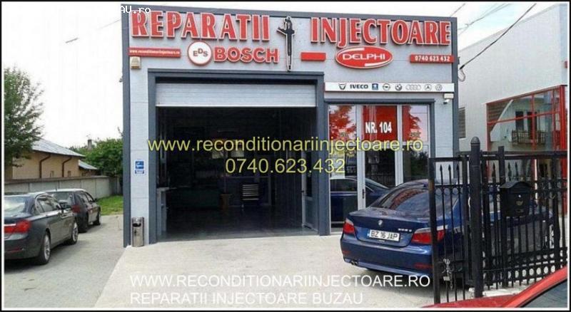 Reparatii Injectoare - Bosch, Pompe Duze, Piezo, Denso