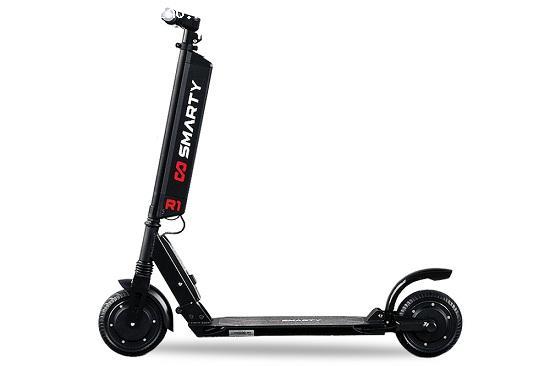 350W 36V Eco Scooter Smarty R1 8 inch NOU