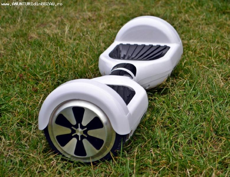 HoverBoard White S6.5inch Mini_Segway NOU 2018