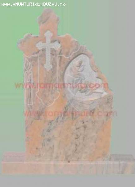 Monumente funerare reducere 50%