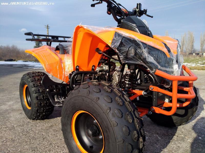 ATV Nou ReneGade Race 125cc Cadou Casca Livrare Rapida