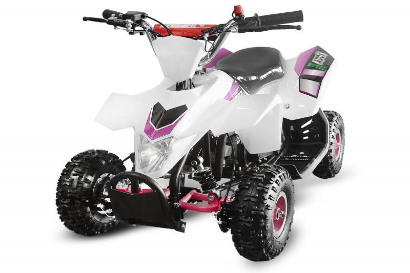 """ATV 49cc Nitro Madox 6 """"E-Start"""
