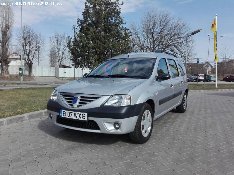 Dacia Logan MCV 1.5 dci 7 Locuri