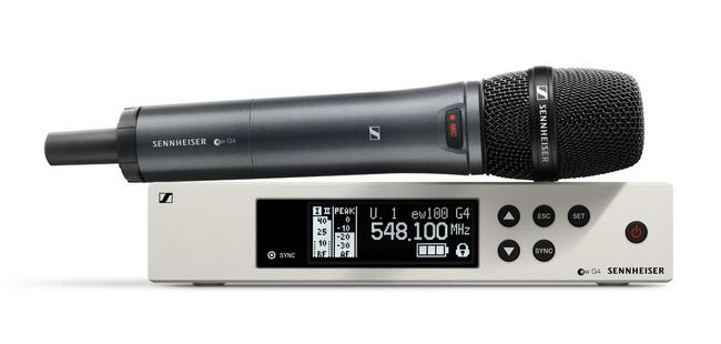 Microfoane profesionale SENNHEISER – Distribuitor autorizat