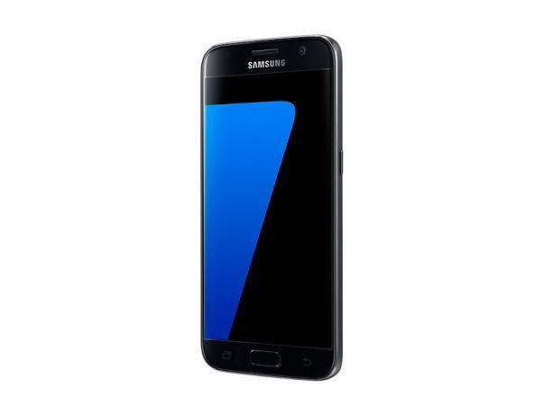 Telefon Samsung Galaxy S7 Flat Black G930f