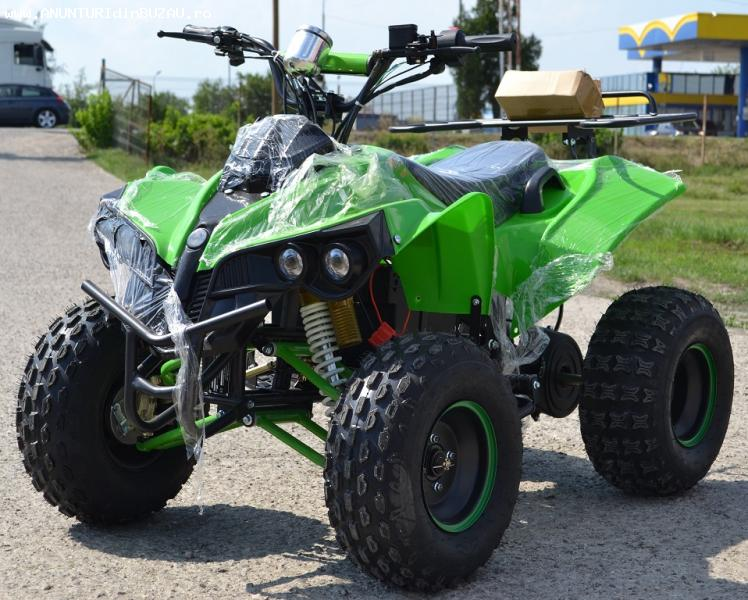 ATV Nitro Eco Warrior 1000W 48V S8 QUAD #Verde