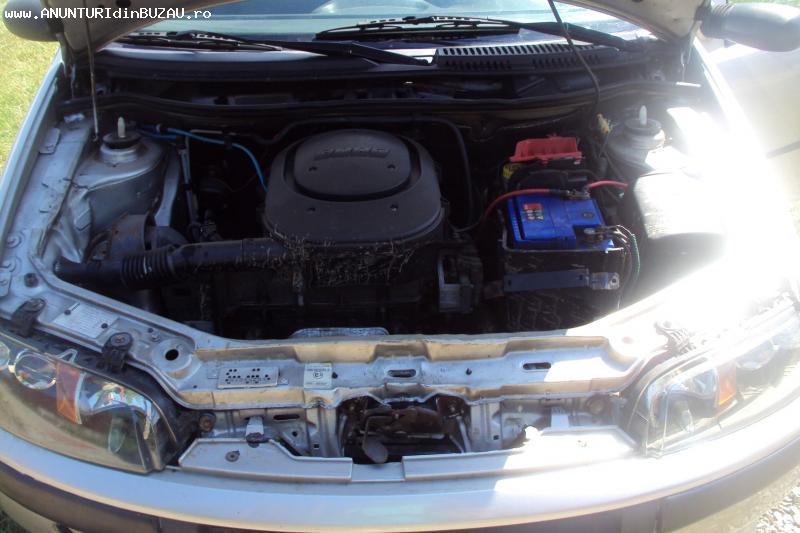 piese fiat punto an 2001 motor 1242 cm3  cu ac