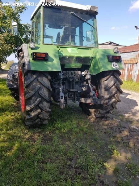 Vand tractor Fendt Favorit 615 LSA turbomatic de 180cp ,an