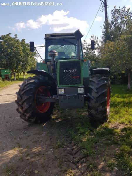 Vand tractor Fendt Favorit de  180cp  615 LSA turbomatic