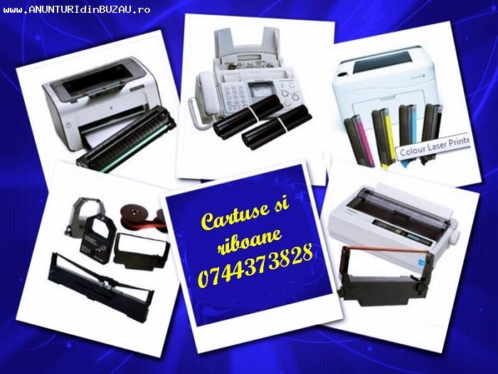 Riboane masini de scris 0744373828 cartuse imprimante