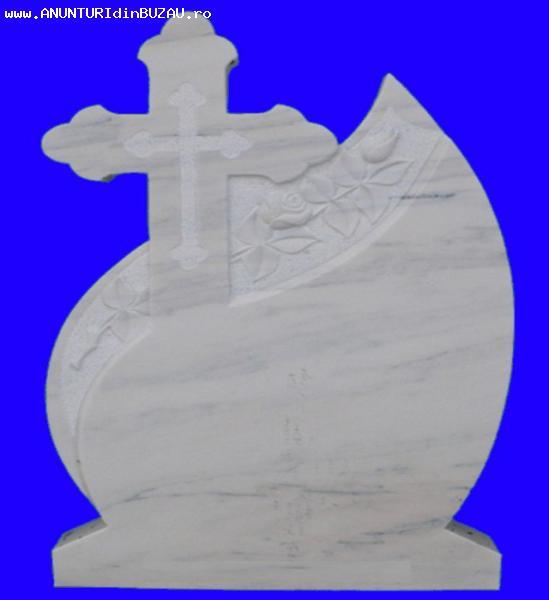 monumente funerare, cruci marmura calitate