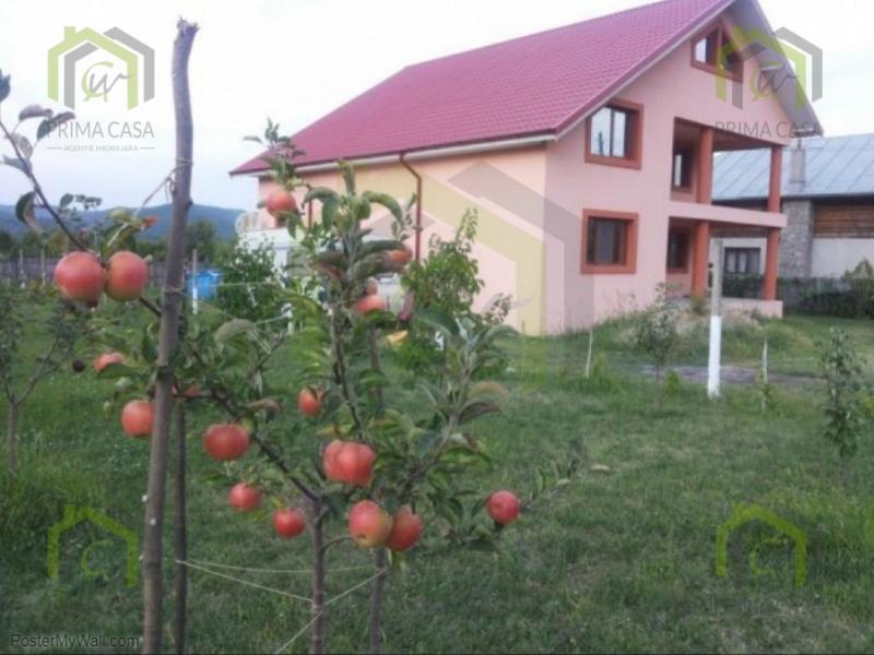 Vila cu 7 camere plus teren 1400mp in Magura;