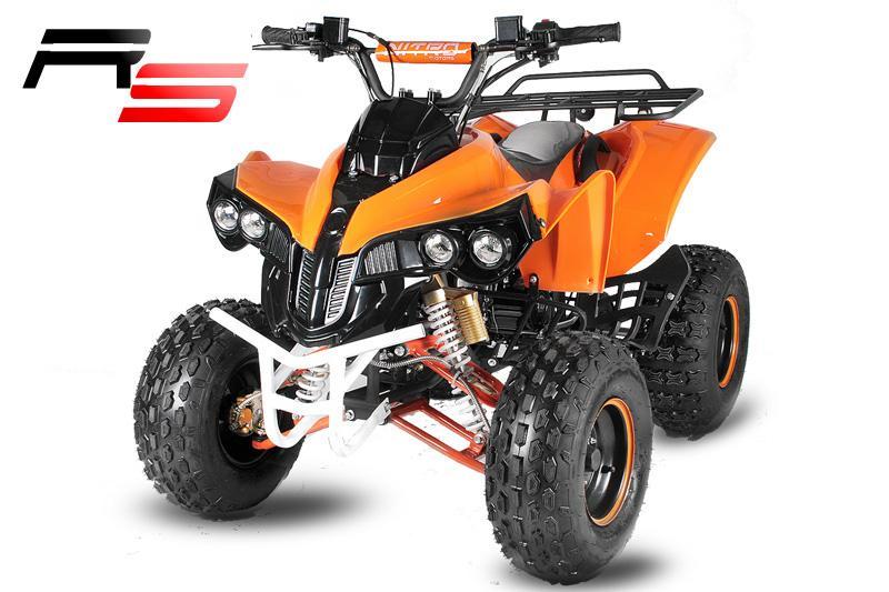 ATV  WARRIOR 125CC MODEL OFFROAD