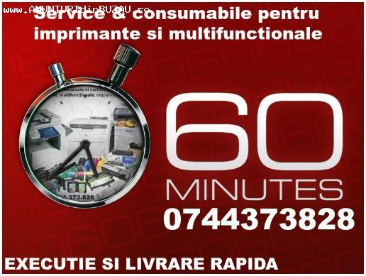 Service si consumabile imprimante si multifunctionale