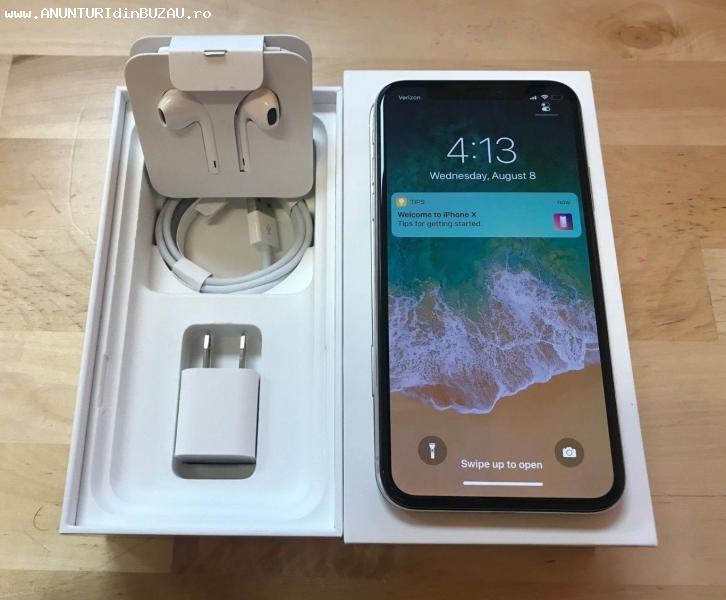 For Sale Apple IPhone X 265gb Gold Brand New (Sealed) $500