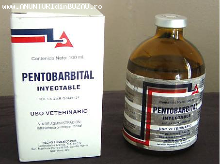pentobarbital-sodium for both human use and veterinary use