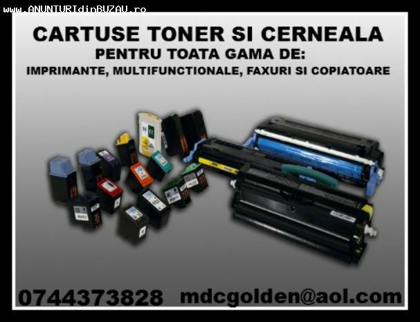 Cartuse imprimante HP,Samsung,Lexmark,Canon,Xerox ,Brother