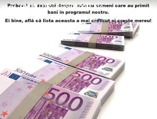 Bani stand la calculator