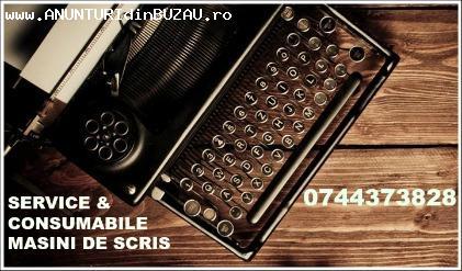 Service si consumabile pentru masini de scris
