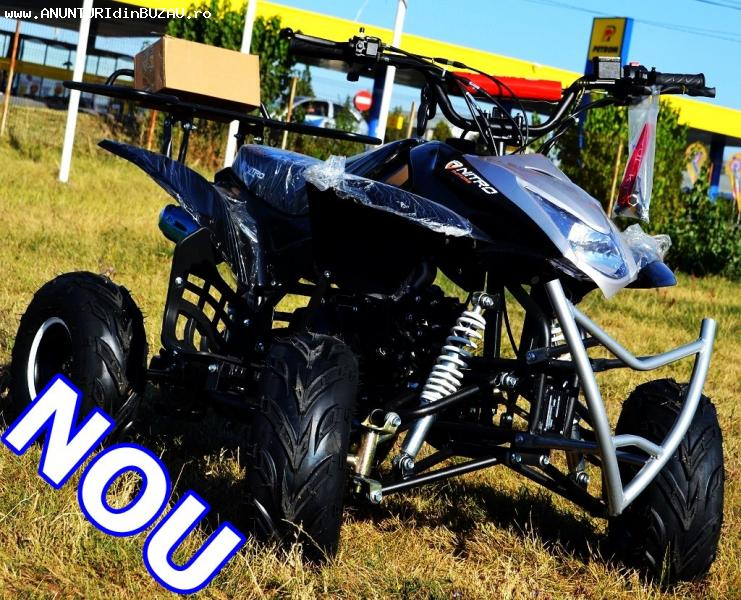 Atv Stelvio 125cc Jumper,Garantie 12 Luni