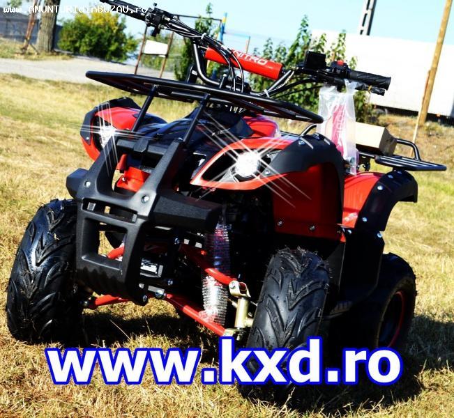 Atv Barrosa 125cc Hummer,Garantie 12 Luni