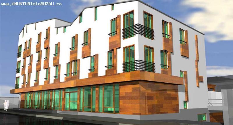 Apartament 2 camere bloc nou, zona Ultracentrala, 54,70 mp