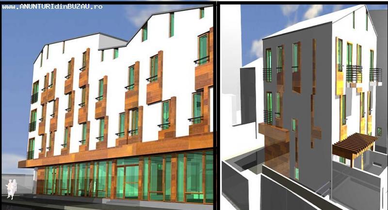 Apartament 2 camere bloc nou, zona Ultracentrala, 51,90 mp