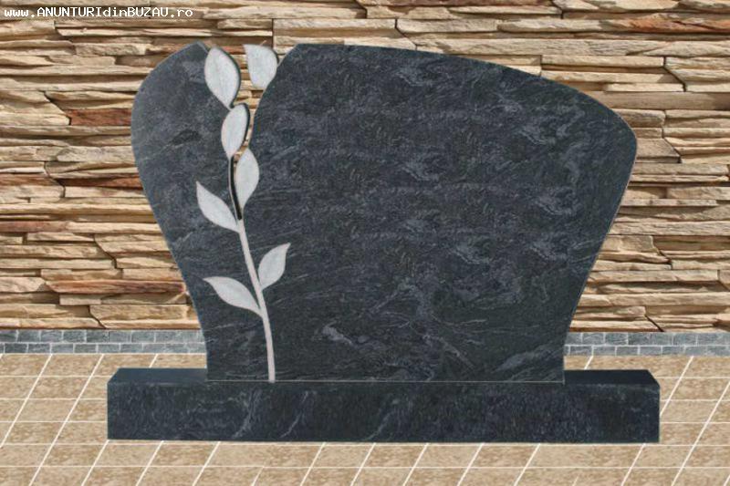 Foarte avantajos monument granit, lucrat ingrijit, calitate