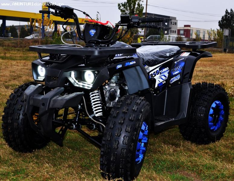 ATV NITRO HUSKY 125CC TURBO EDITION,AUTOMAT