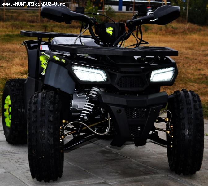 Atv Roco Turbo Sport New-Edition RS8