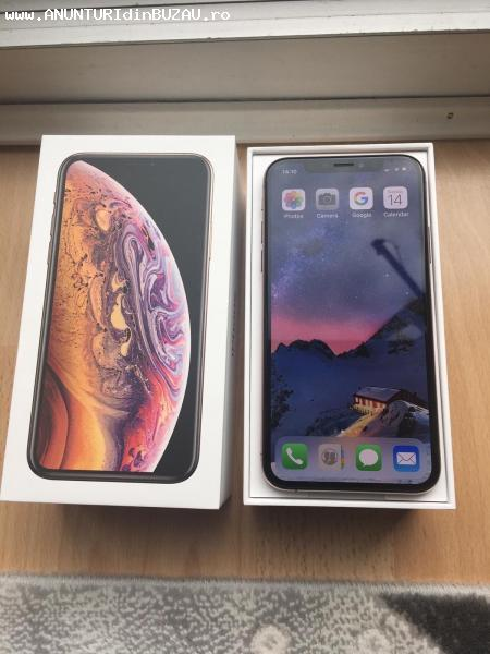 Apple iPhone Xs 64gb €410 iPhone Xs Max 64GB €440