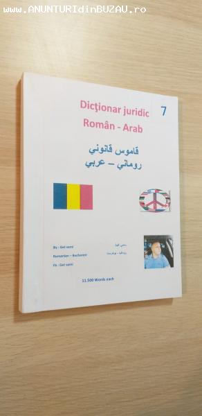 Dictionar juridic Roman – Arab si Arab – Roman