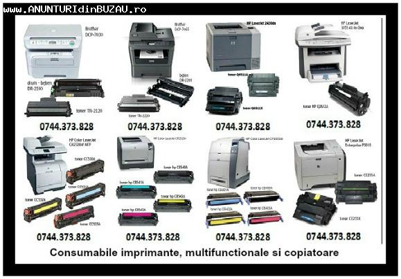 Cartuse ptr.imprimanta, multifunctionala, copiatoare si faxu