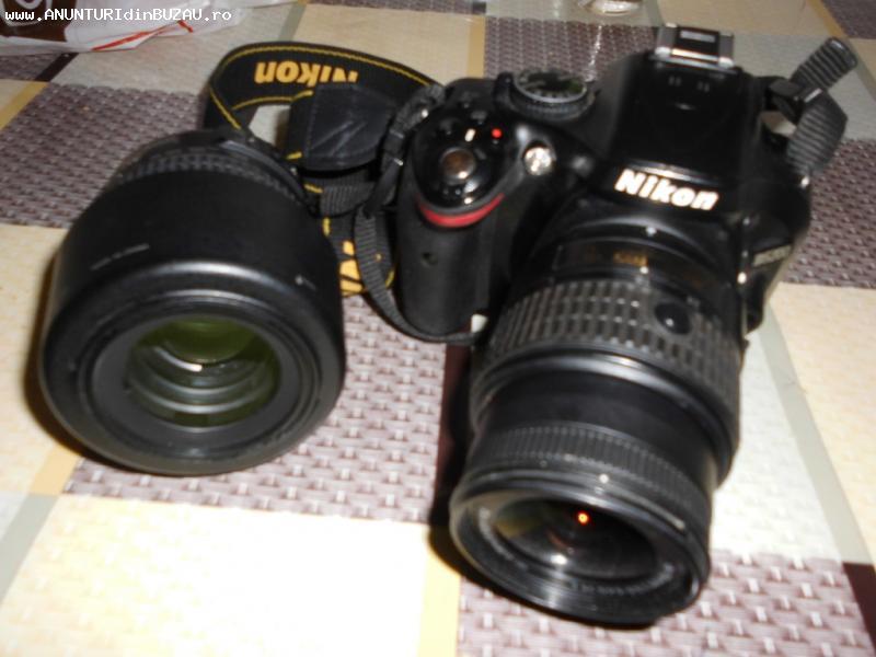 Camera foto DSRL Hikon D5200