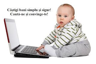 Program nou: Lucrezi online si castigi