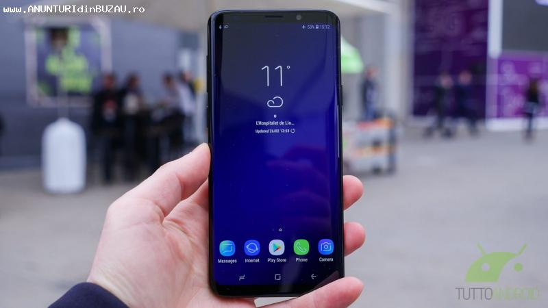 Samsung Galaxy S9 Plus Clone 6.2inch Android 8.0 Snapdragon