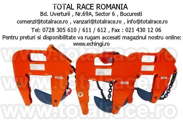 Clesti camine  ridicare manevrare Total Race