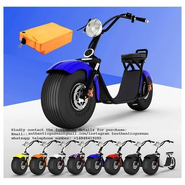 For sale Citycoco 2000w Electric Scooter Big Wheel
