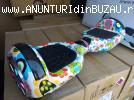 OFERTA Hoverboard cu maner 1000w Bluetooth+Boxa Telecomada+G