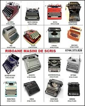 Rola banda masina de scris Optima,Adler,Robotron,Daro Erika