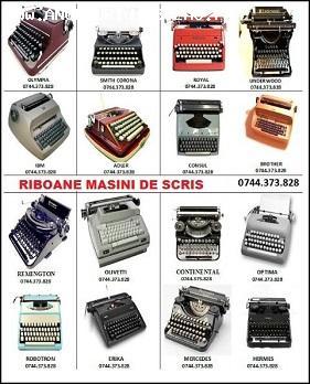 Rola banda masina de scris Optima,Adler,Robotron,Daro Erika,