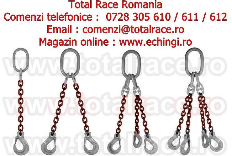 Echipament ridicare lant grad 100 sistem macarale Total Race