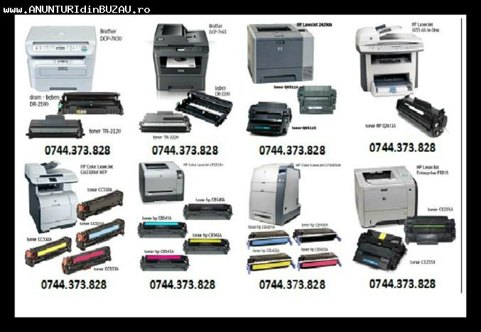Canon, HP, Epson cartuse multifunctionale.