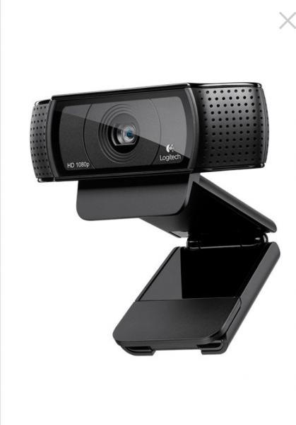 Vind cameră webcam logitec Hd