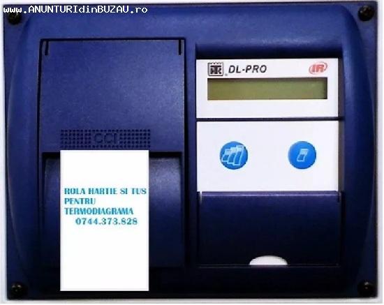 Cartus, tus imprimanta Thermo King DL,TranscanSentinel,Trans