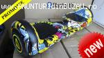 PROMOTIE Hoverboard 1000w Bluetooth+LED-uri-Telecomanda HUSA