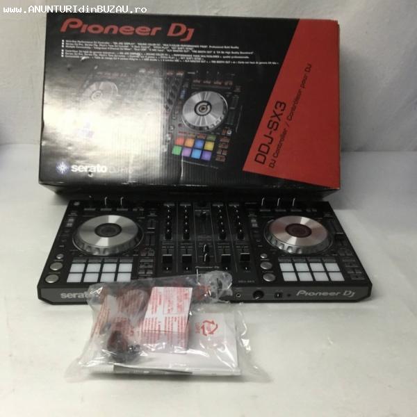 Pioneer DDJ-SX3 Controller = €550, Pioneer DDJ-1000 Controll