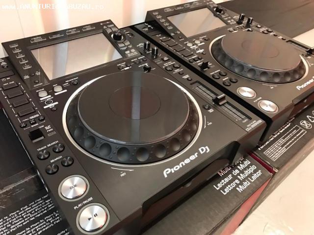 2x Pioneer CDJ-2000NXS2 + 1x DJM-900NXS2 mixer === 1899 EUR