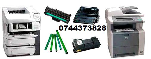 Gama larga de consumabile pentru imprimante, cu livrare rapi